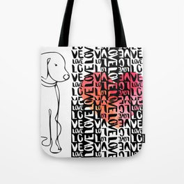 WEIM LOVE! Tote Bag