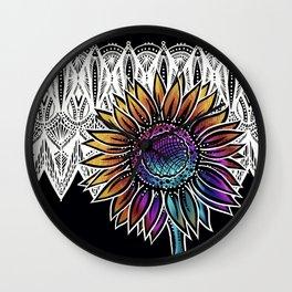 Sunflower- Catalyst Gardens Wall Clock