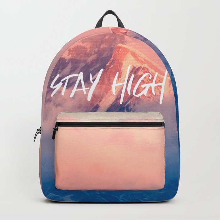 Stay Rocky Mountain High Backpack