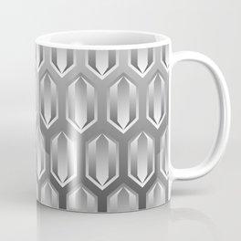 Modern geometric metallic design Coffee Mug