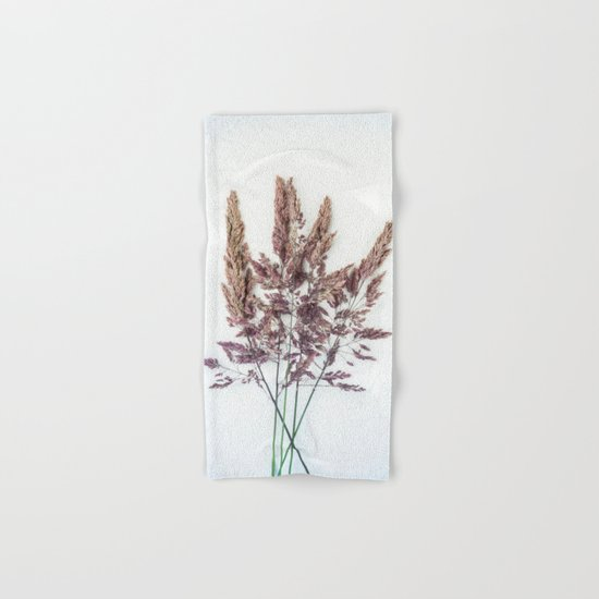 Velvet Grass Hand & Bath Towel