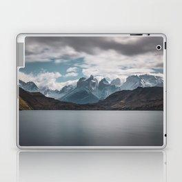 Somewhere over the mountain range Laptop & iPad Skin