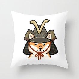 Shiba Inu Throw Pillow