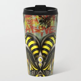 Death From Above Metal Travel Mug