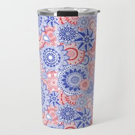 Celebration Mandala Travel Mug