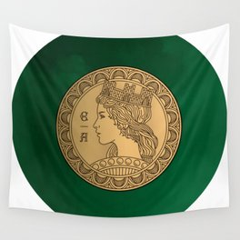 THE QUEEN'S GAMBIT Wall Tapestry
