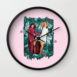 Goddess' at the Stardust Wall Clock