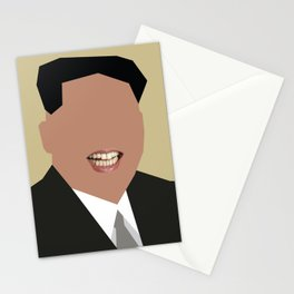 FOGS's People wallpaper collection NO:02 KIM JONG UN Stationery Cards
