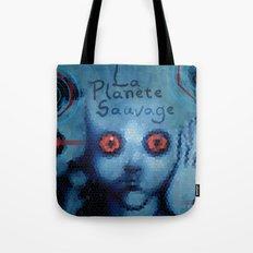 La Planete Sauvage Tote Bag