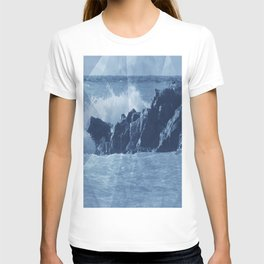 Sea rocks T-shirt