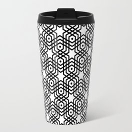 Op Art 168 Travel Mug