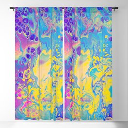 Unicorn Vibes Blackout Curtain