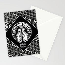 Rapa Nui United Stationery Cards