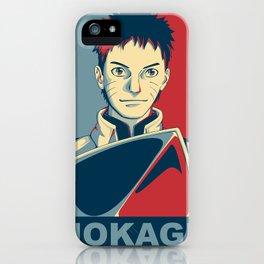 Naruto - Hokage iPhone Case