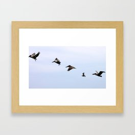 One Of These Things Is Not Like The Other Framed Art Print