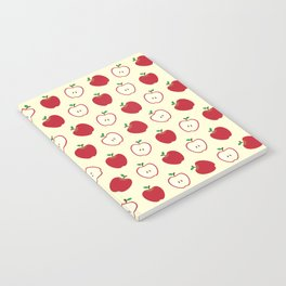 Cute Apple Picture Pattern Notebook