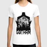 gotham T-shirts featuring Gotham by Vitalitee