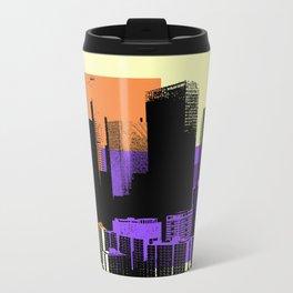 Downtown LA Skyline Travel Mug