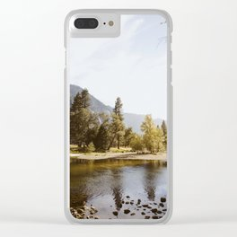Ol' River Clear iPhone Case