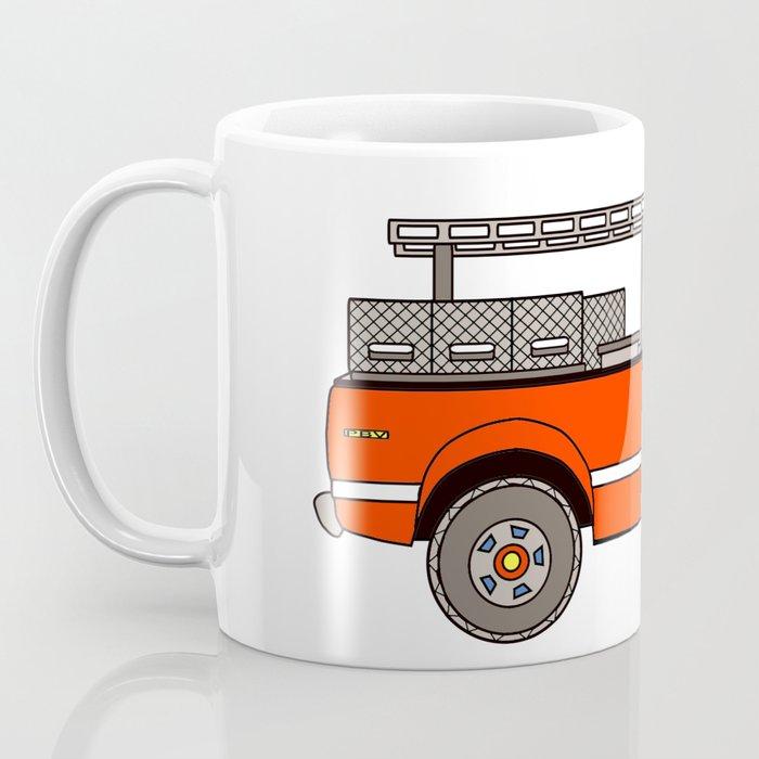 pickup truck Coffee Mug