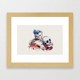 The Abduction of Persephone Framed Art Print