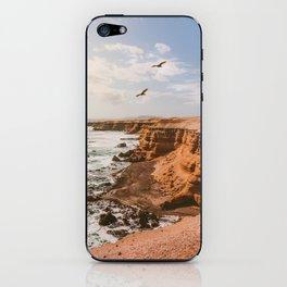 Chilean Coast iPhone Skin
