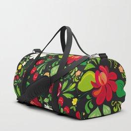 Russian folk Duffle Bag