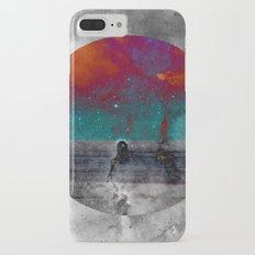 Rare moon iPhone 7 Plus Slim Case