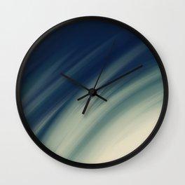 Green Space Wall Clock