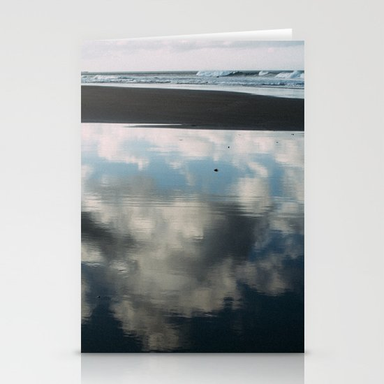 Glass Clouds Stationery Cards