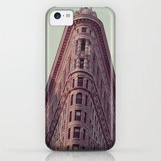 Flatiron #1 iPhone 5c Slim Case