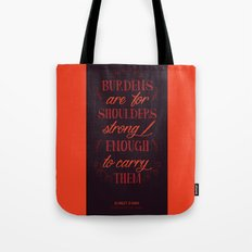 Gone with the Wind's Scarlet O'Hara Tote Bag