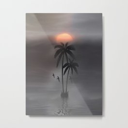 Just a Dream Metal Print