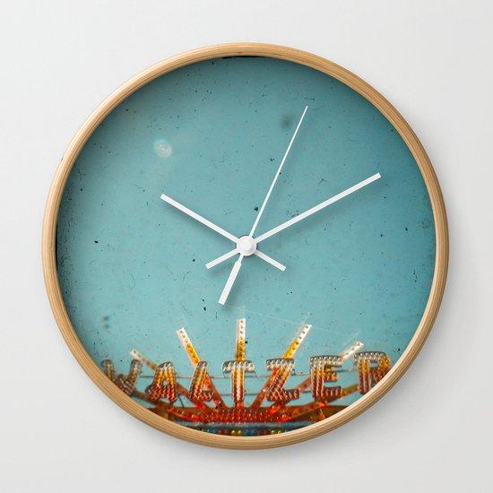 Waltzer Wall Clock