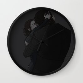 [interlude-] the sorrow that you cling to; Wall Clock