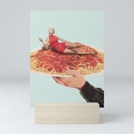 Saucy Mini Art Print