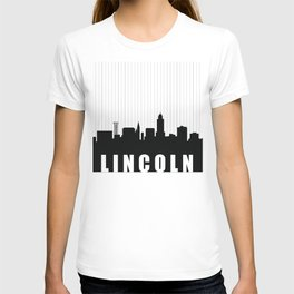 Lincoln Skyline T-shirt
