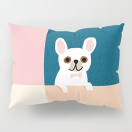 Little_French_Bulldog_Love_Minimalism_001 Pillow Sham