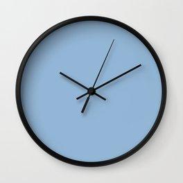 Pantone 14-4122 Airy Blue Wall Clock