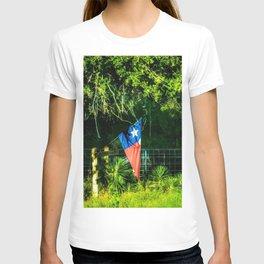 Lone Star Flag T-shirt