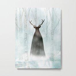 Herne the Hunter Metal Print