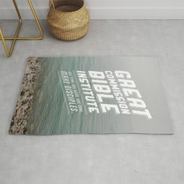Great Commission Bible Institute Print - 1 Rug