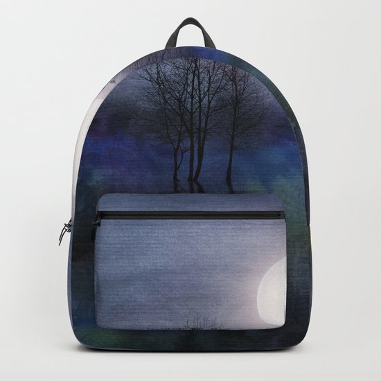 Calling The Moon Backpack