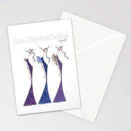 LES VIOLETTES Stationery Cards
