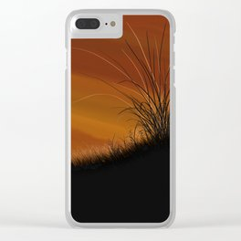 Steppe Clear iPhone Case