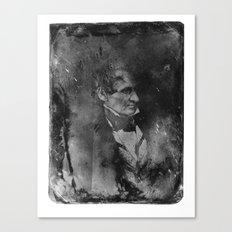 DAG II Canvas Print