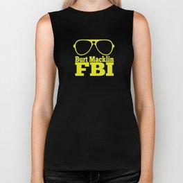 Burt Macklin FBI  Biker Tank