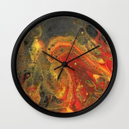 BRGROUND-1 Wall Clock