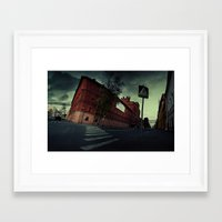 surrealism Framed Art Prints featuring surrealism by Chirko.Roman