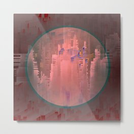 Trappist - Connection I Metal Print